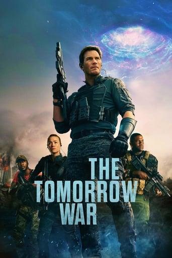 Leffajuliste elokuvalle The Tomorrow War