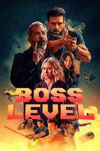 Leffajuliste elokuvalle Boss Level