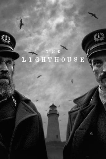 Leffajuliste elokuvalle The Lighthouse