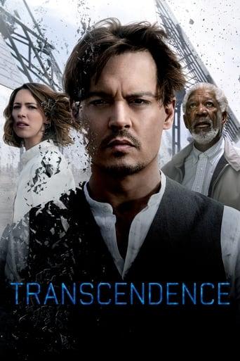 Leffajuliste elokuvalle Transcendence