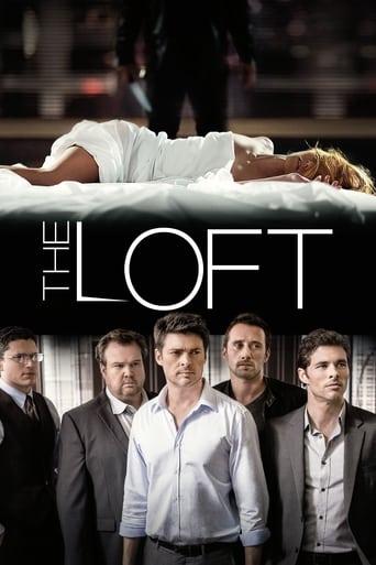 Leffajuliste elokuvalle The Loft
