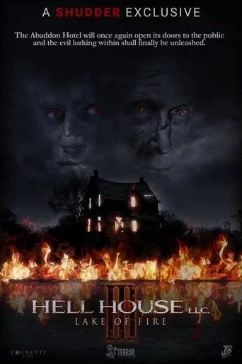 Leffajuliste elokuvalle Hell House LLC III: Lake of Fire