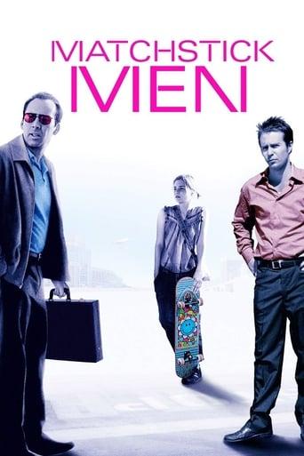 Leffajuliste elokuvalle Matchstick Men