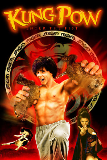 Leffajuliste elokuvalle Kung Pow: Enter the Fist