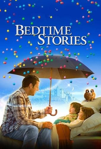Leffajuliste elokuvalle Bedtime Stories