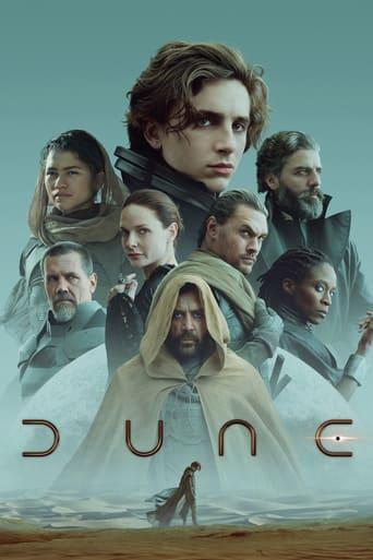 Leffajuliste elokuvalle Dune