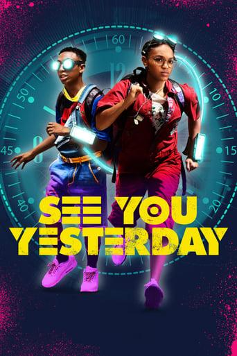 Leffajuliste elokuvalle See You Yesterday