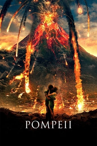Leffajuliste elokuvalle Pompeii