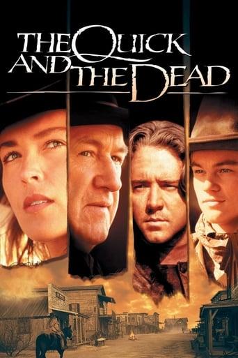 Leffajuliste elokuvalle The Quick and the Dead