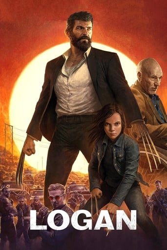 Leffajuliste elokuvalle Logan