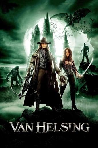 Leffajuliste elokuvalle Van Helsing