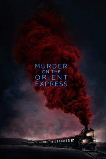 Leffajuliste elokuvalle Murder on the Orient Express
