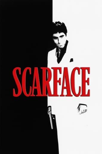 Leffajuliste elokuvalle Scarface