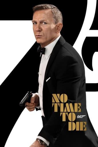Leffajuliste elokuvalle No Time to Die