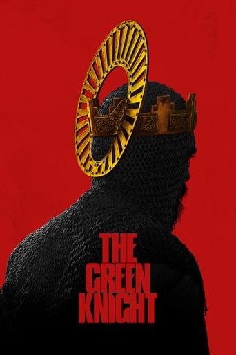 Leffajuliste elokuvalle The Green Knight