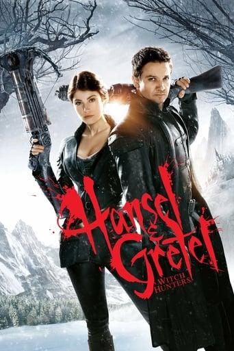 Leffajuliste elokuvalle Hansel & Gretel: Witch Hunters