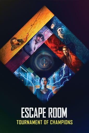 Leffajuliste elokuvalle Escape Room: Tournament of Champions