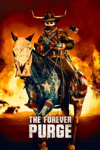Leffajuliste elokuvalle The Forever Purge