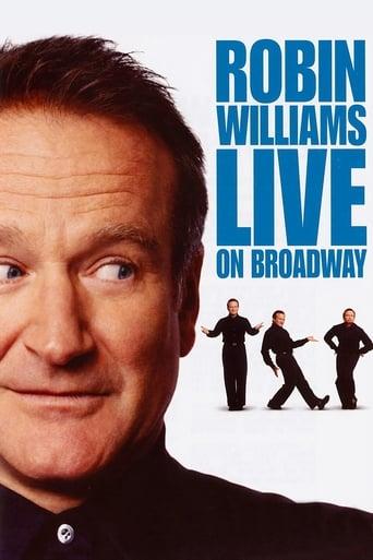 Robin Williams Live on Broadway