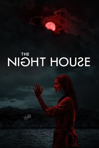 Leffajuliste elokuvalle The Night House