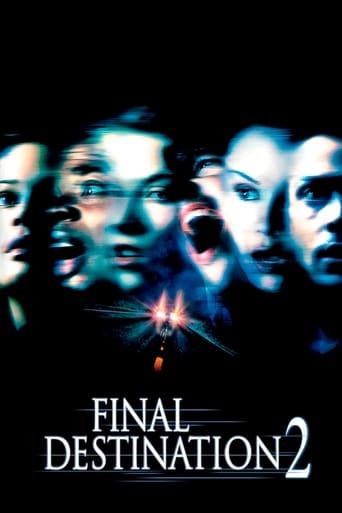 Leffajuliste elokuvalle Final Destination 2