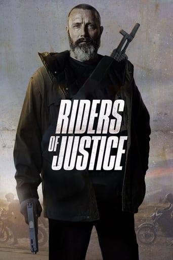 Leffajuliste elokuvalle Retfærdighedens ryttere