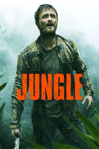 Leffajuliste elokuvalle Jungle