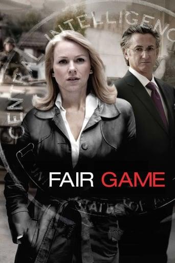 Leffajuliste elokuvalle Fair Game