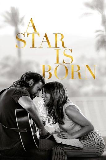 Leffajuliste elokuvalle A Star Is Born