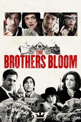 Leffajuliste elokuvalle The Brothers Bloom