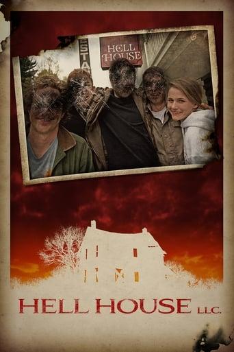 Leffajuliste elokuvalle Hell House LLC