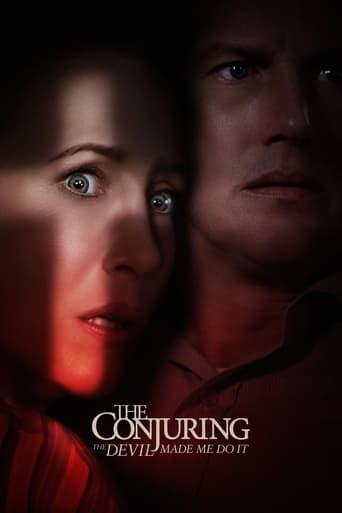 Leffajuliste elokuvalle The Conjuring: The Devil Made Me Do It