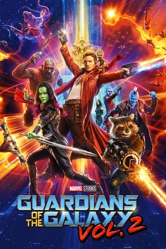 Leffajuliste elokuvalle Guardians of the Galaxy Vol. 2